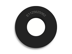 1 1/8 OD X 5/8 ID X 1/16 Thickness Neoprene Rubber Washers - Endeavor Series