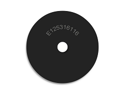 1 1/4 OD X 3/16 ID X 1/16 Thickness Neoprene Rubber Washers - Endeavor Series