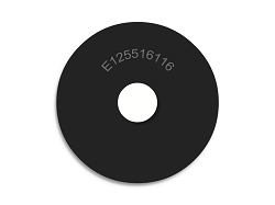 1 1/4 OD X 5/16 ID X 1/16 Thickness Neoprene Rubber Washers - 60 Duro Endeavor Series