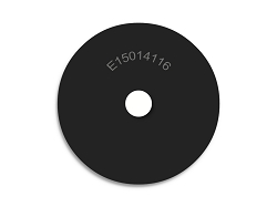 1 1/2 OD X 1/4 ID X 1/16 Thickness Neoprene Rubber Washers - Endeavor Series