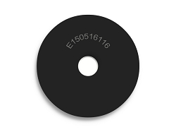 1 1/2 OD X 5/16 ID X 1/16 Thickness Neoprene Rubber Fender Washers - Endeavor Series