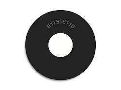 1 3/4 OD X 5/8 ID X 1/16 Thickness Neoprene Rubber Washers - Endeavor Series