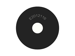 2 OD X 1/2 ID X 1/16 Thickness Oil Resistant Neoprene Rubber Washers - Endeavor Series
