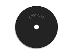 2 OD X 1/4 ID X 1/16 Thickness Oil Resistant Neoprene Rubber Washers - Endeavor Series