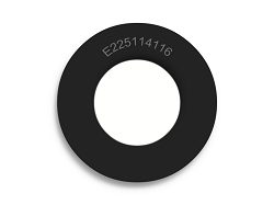 2 1/4 OD X 1 1/4 ID X 1/16 Thickness Neoprene Rubber Washers - Endeavor Series