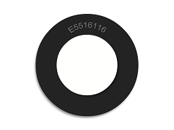 1/2 OD X 5/16 ID X 1/16 Thickness Neoprene Rubber Washers - Endeavor Series