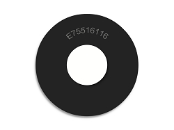 3/4 OD X 5/16 ID X 1/16 Thickness Neoprene Rubber Washers - Endeavor Series