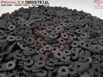 "1/2"" OD X 3/16"" ID X 1/16"" Thickness Neoprene Rubber Washers - Endeavor Series"