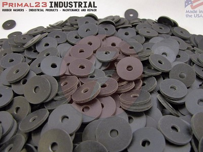 "3/4"" OD X 3/16"" ID X 1/16"" Thickness - Endeavor Series Neoprene Rubber Washers"