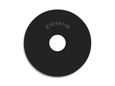 "1"" OD X 1/4"" ID X 1/16"" Thickness Neoprene Rubber Washers - Endeavor Series"