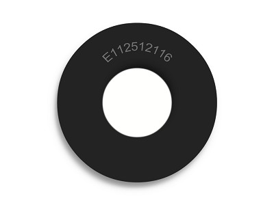 "1 1/8"" OD X 1/2"" ID X 1/16"" Thickness Neoprene Rubber Washers - Endeavor Series"