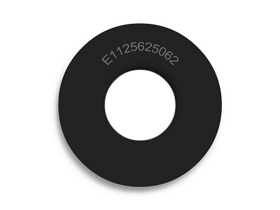 "1 1/8"" OD X 5/8"" ID X 1/16"" Thickness Neoprene Rubber Washers - Endeavor Series"