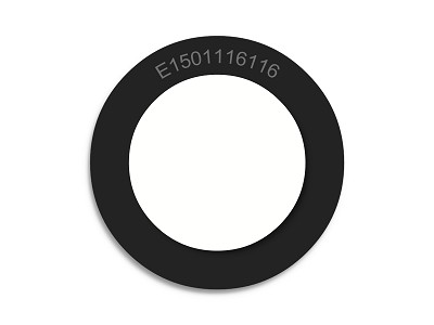 "1 1/2"" OD X 1 1/16"" ID X 1/16"" Thickness Neoprene Rubber Washers - Endeavor Series"