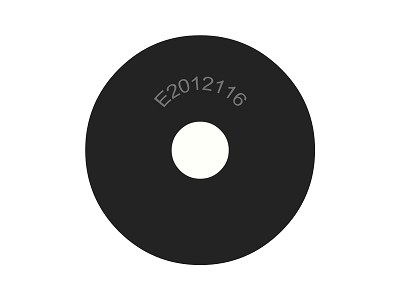 "2"" OD X 1/2"" ID X 1/16"" Thickness Oil Resistant Neoprene Rubber Washers - Endeavor Series"
