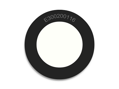 "3"" OD X 2"" ID X 1/16"" Thickness Neoprene Rubber Washers - Endeavor Series"
