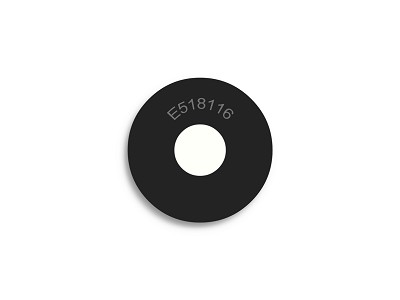 "1/2"" OD X 1/8"" ID X 1/16"" Thickness Neoprene Rubber Washers - Endeavor Series"