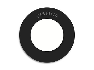 "1/2"" OD X 5/16"" ID X 1/16"" Thickness Neoprene Rubber Washers - Endeavor Series"