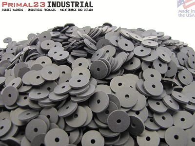 "5/8"" OD X 1/8"" ID X 1/16"" Thickness Neoprene Rubber Washers - Endeavor Series"
