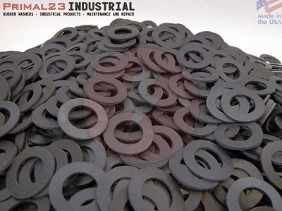 "1 1/4"" OD X 3/4"" ID X 1/16"" Thickness Neoprene Rubber Washers - Endeavor Series"